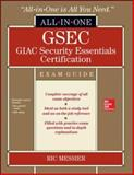 GSEC GIAC Security Essentials Certification All-In-One Exam Guide, Messier, Ric, 0071820914