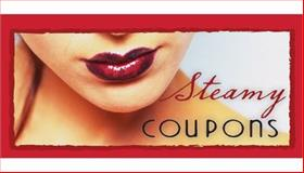 Steamy Coupons, Sourcebooks, Inc Staff, 1402210914