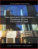Management Information Systems for the Information Age + MIS Info Age Module + MISource V2 CD + PowerWeb, Haag, Stephen and Cummings, Maeve, 007301091X