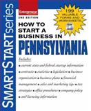 How to Start a Business in Pennsylvania, , 159918091X