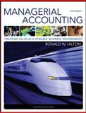 Managerial Accounting, Hilton, Ronald W., 0078110912