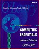 McGraw-Hill Computing Essentials, 1996-1997, O'Leary, Timothy J. and O'Leary, Linda I., 0070490910