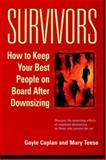 Survivors, Gayle Caplan and Mary K. Teese, 089106091X