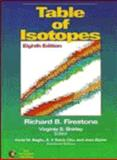 Table of Isotopes, 1998 Update, Firestone, Richard B., 0471290912