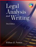 Legal Analysis and Writing for Paralegals, Putman, William H., 1418080926