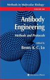 Antibody Engineering : Methods and Protocols, Lo, Benny K. C., 1588290921