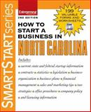 How to Start a Business in North Carolina, Entrepreneur Press Staff, 1599180928