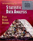 Introduction to Statistics and Data Analysis, Devore, Jay and Peck, Roxy, 0534370926