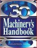 Machinery's Handbook, 30th Edition, Large Print 30th Edition