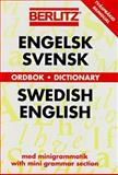 Berlitz Swedish/English Bilingual Dictionary, Berlitz Editors, 2831550920