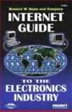 Internet Guide to the Electronics Industry, Adams, John J., 0790610922