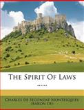 The Spirit of Laws, , 1277240922