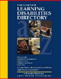 The Complete Learning Disabilities Directory 2005, Laura Mars-Proietti, 1592370926