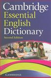 Cambridge Essential English Dictionary, , 0521170923