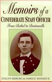 Memoirs of a Confederate Staff Officer, James W. Ratchford and Evelyn Sieburg, 1572490926