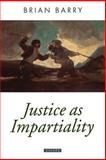 Justice as Impartiality, Barry, Brian, 0198290926