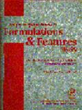 Nonprescription Products : Formulations and Features, '98-99, , 0917330927