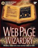 Web Page Wizardry, Oliver, Dick, 1575210924