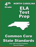 North Carolina 4th Grade ELA Test Prep, Teachers Treasures, 1484120922