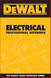 Electrical Professional Reference, Rosenberg, Paul and American Contractors Educational Services Staff, 0975970925