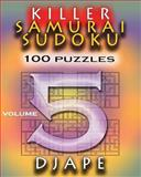 Killer Samurai Sudoku, Djape, 1480070920