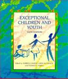 Exceptional Children and Youth : An Introduction to Special Education, Haring, Norris G. and McCormick, Linda, 002350093X