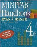 Minitab Handbook, Ryan, Barbara F. and Joiner, Brian L., 0534370934