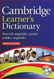 Cambridge Learner's Dictionary, , 0521170931