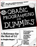 QBASIC Programming for Dummies, Hergert, Douglas, 1568840934