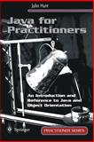 Java for Practitioners, Hunt, John, 1852330937