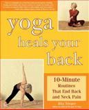 Yoga Heals Your Back, Rita Trieger, 1592330932