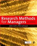 Research Methods for Managers, Gill, John and Clark, Murray, 1847870945