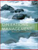 Operations Management with Student DVD, Stevenson, William J., 0073290947