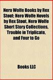 Nero Wolfe Books by Rex Stout,, 1157890946