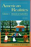 American Realities, Youngs, J. William T., 0321070941
