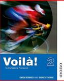 Voila!, Gwen Berwick and Sydney Thorne, 0748790942