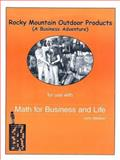 Rocky Mountain Outdoor Products : A Business Adventure, Webber, John, 0971680949