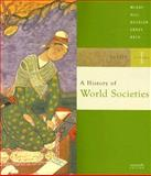 A History of World Societies to 1715, McKay, John P. and Hill, Bennett D., 0618610944