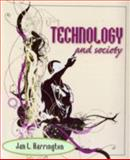 Technology and Society, Harrington, Jan L., 0763750948