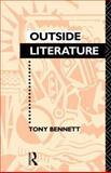 Outside Literature, Tony Bennett, 0415010942