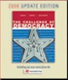 The Challenge of Democracy 2008 : Government in America, Janda, Kenneth and Berry, Jeffrey M., 0618990941