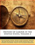 History of Labour in the United States, David Joseph Saposs and Helen Laura Sumner, 1143420942