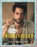 The Necessary Shakespeare 4th Edition