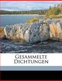 Gesammelte Dichtungen (German Edition), Csar Flaischlen and Cäsar Flaischlen, 1149380942