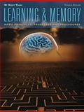 Learning and Memory- (Value Pack W/MySearchLab) 4th Edition