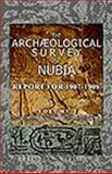 The Archæological Survey of Nubia, Report for 1907-1908 9781402160950