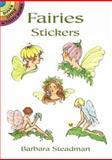 Fairies Stickers, Barbara Steadman, 0486400956