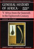 Africa from the Sixteenth to the Eighteenth Century, , 0852550952