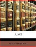 Rime, Domenico Santoro, 1147260958