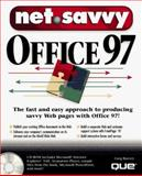 NetSavvy Office 97, Harvey, Greg, 0789710951
